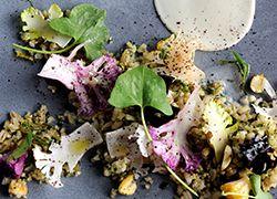 Cauliflower Textures