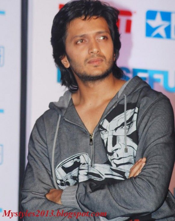 Ritesh Deshmukh Curly Hairstyle In 2020 Curly Hair Styles Latest Haircuts Hairstyle