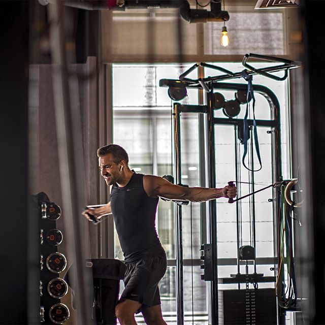Train With A Purpose If You Live Or Work In The Difc Then We Are The Perfect Space For You To Achieve Your Fitness Goals Personal Trainer Gym Time Train