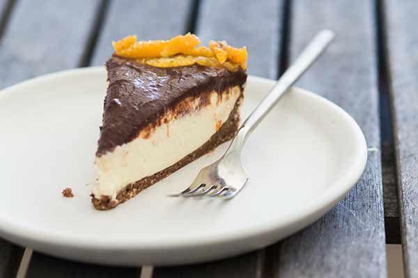 Chocolate orange cheesecake – Recipes – Bite