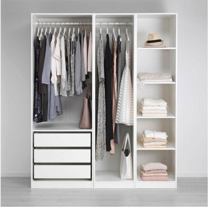 1001 Ideen Fur Ankleidezimmer Mobel Die Ihre Wohnung Verzaubern Werden In 2020 Kleiderschrank Ohne Turen Kleiderschrankaufbewahrung Kleiderschrank Design