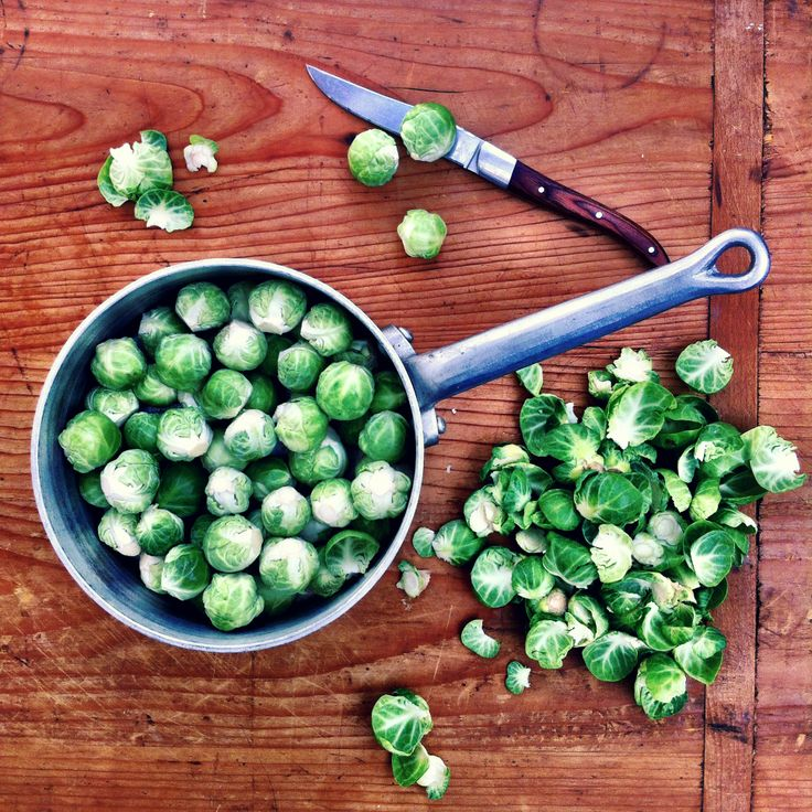 Putting crosses in the bottom of your sprouts is an old wives' tale to ward off the devil. It actually makes them go soggy, so don't do it!