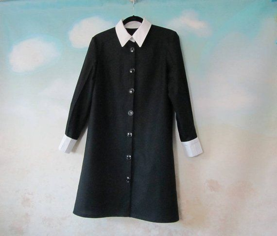 f0fd4d40e Teen Or Woman s Prudence Or Wednesday Addams Little Black Dress ...