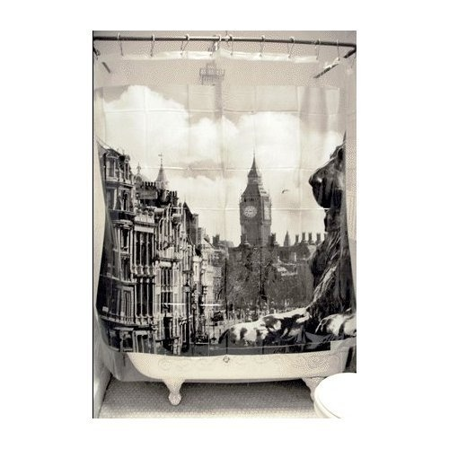 Contemporary Art Websites Cool Unique and Funky Shower Curtains