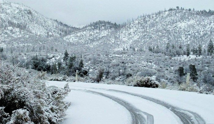 Estados Unidos lo pasa mal: así es la peor tormenta invernal de los últimos diez años