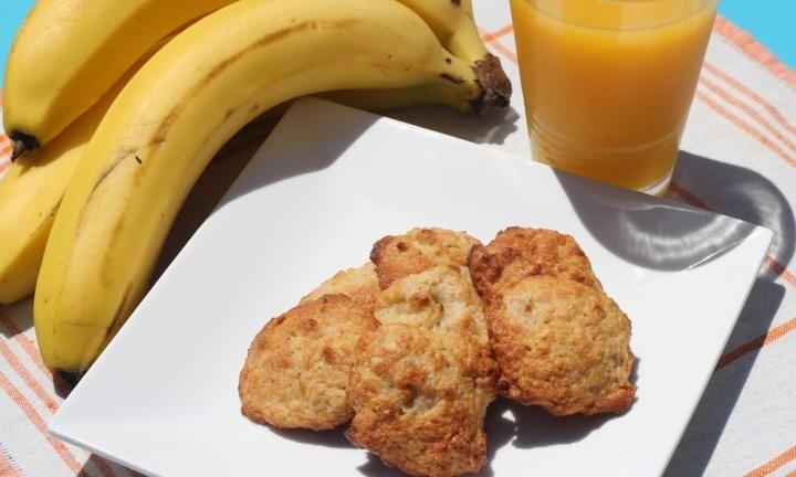 Banana biscuits - Kidspot