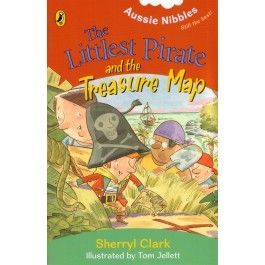 The Littlest Pirate and the Treasure Map $12.95