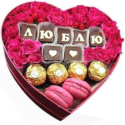 Картинки надпись конфеты