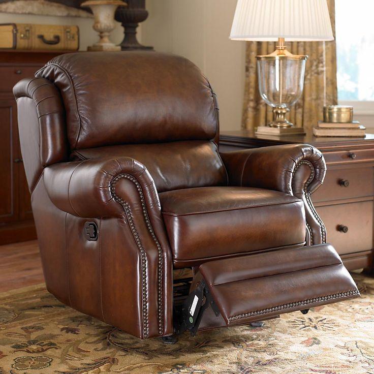 Basset Furniture Rocker Recliner:Oh, I Want It It Looks So Comfy!