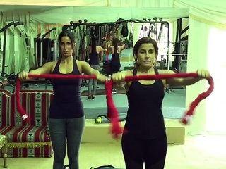 Breaking News: Katrina Kaif Gym Video Leaked