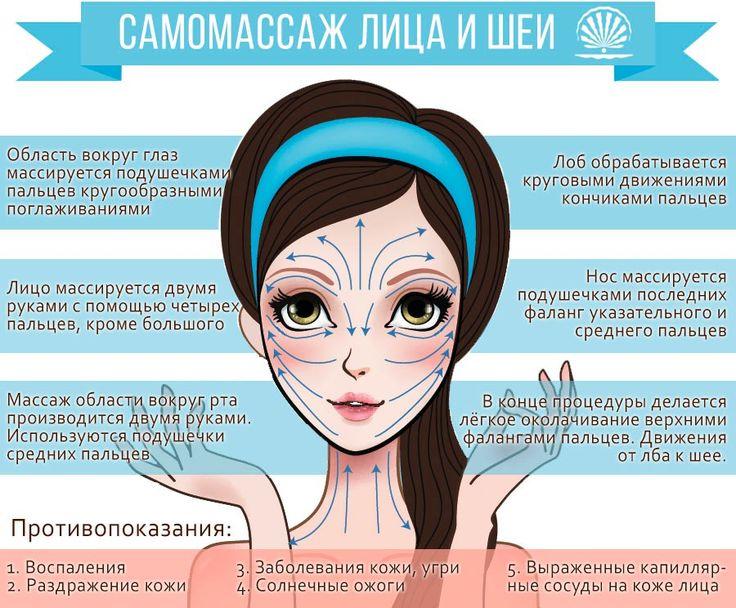 Многие ленятся делать, а зря. После маски, пока впитывается питательный раствор в кожу, можно усилить эффект массажем. Это несложно, и лицо вам будет благодарно!