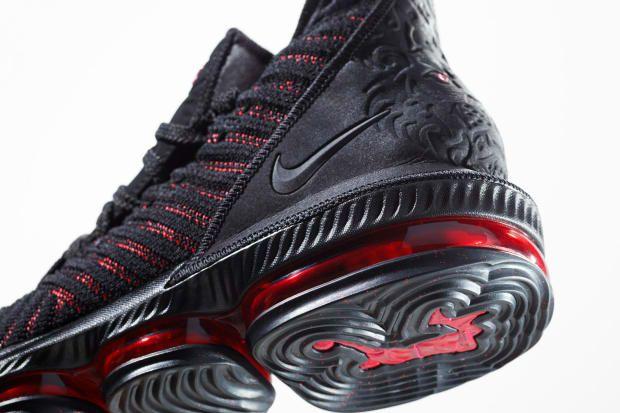 The Nike LeBron 16