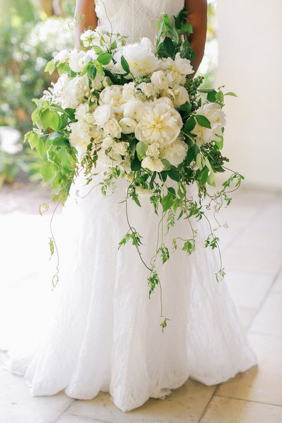 White Wedding Bouquets Online : Best ideas about white bridal bouquets on