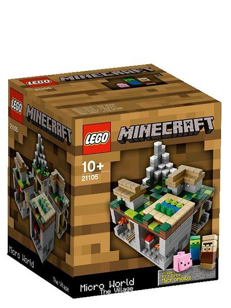 Lego Minecraft, Micro World -The Village