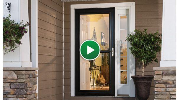 How To Install a Larson Storm Door