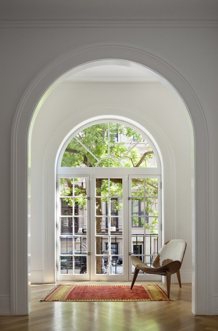 Captivating A Brownstone For The 21st Century. Arch WindowsWindows And DoorsBig ...
