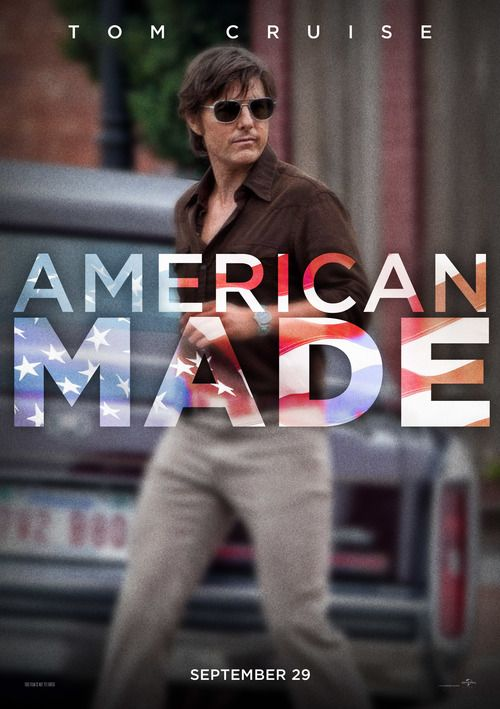 Watch American Made (2017) Full Movie HD Free Download