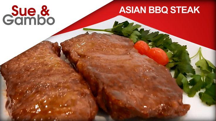 Asian /  Chinese bbq steak marinade recipe