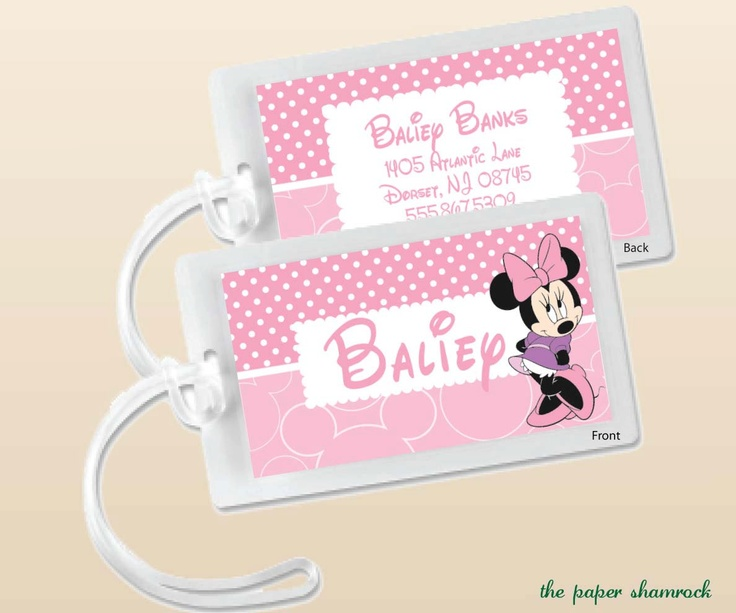 Cute Tags: Best 25+ Cute Luggage Tags Ideas On Pinterest