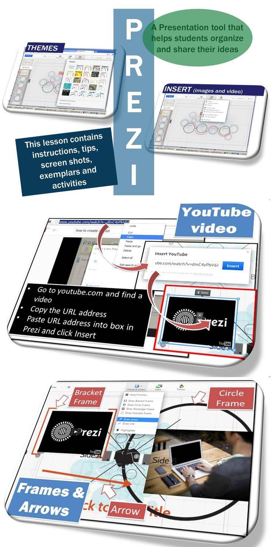 Prezi Lesson Activity Guide