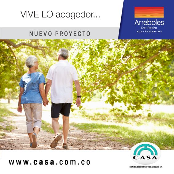 Queremos que vivas en la tranquilidad de un sector campestre. #apartamentosarrebolesdelretiro #viveloacogedor #nuevoproyecto