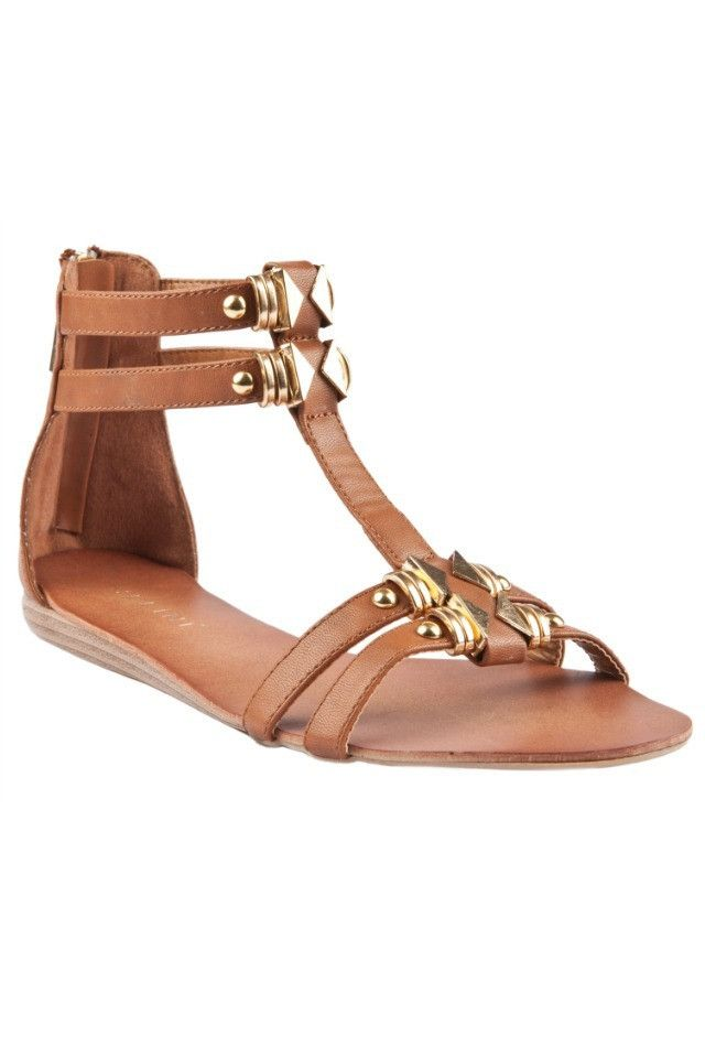 Billini Trinity Shoes in Brown