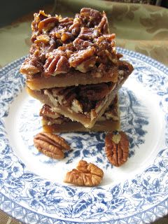 A Taste of Madness: Pecan Squares