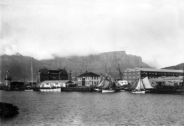 Cape Town Harbour 1905  Flickr - Photo Sharing!