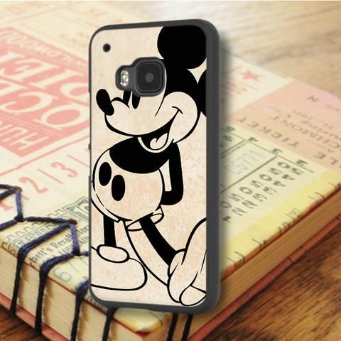 Mickey Mouse HTC One M9 Case