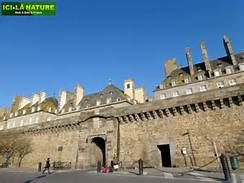 map Saint-Malo Emerald coast of Brittany France - Yahoo Image Search Results