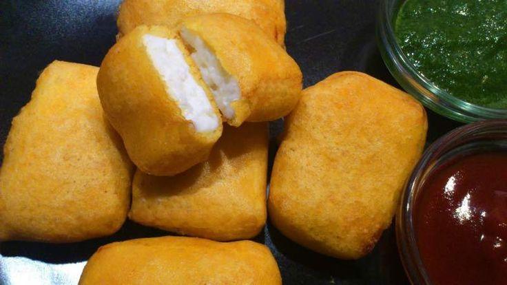 پنیر کے پکوڑے بنانے کا طریقہ ...اُردو پوائنٹ پکوان