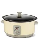 Morphy Richards Slow Cooker 3.5L - Cream 460002 The Morphy Richards Richards Sear and Stew Slow Cooker features all the functionality of a traditional slow cooker but with the added benefit of being able to sear the meat in the same pan. Its lightw http://www.MightGet.com/january-2017-11/morphy-richards-slow-cooker-3-5l--cream-460002.asp