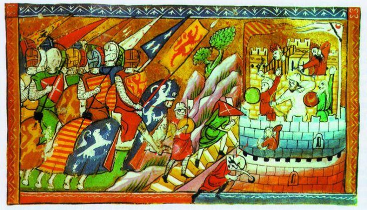 Πολιτική των σταυροφοριών: Ιερουσαλήμ και Κωνσταντινούπολη « ΝΕΑ ΠΟΛΙΤΙΚΗ
