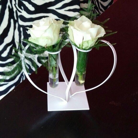 White roses ❤
