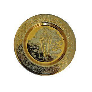 Подарочная тарелка Пушкин А.С. - Блюда с логотипом <- Корпоративное <- VIP - Каталог | Универсальный интернет-магазин подарков и сувениров