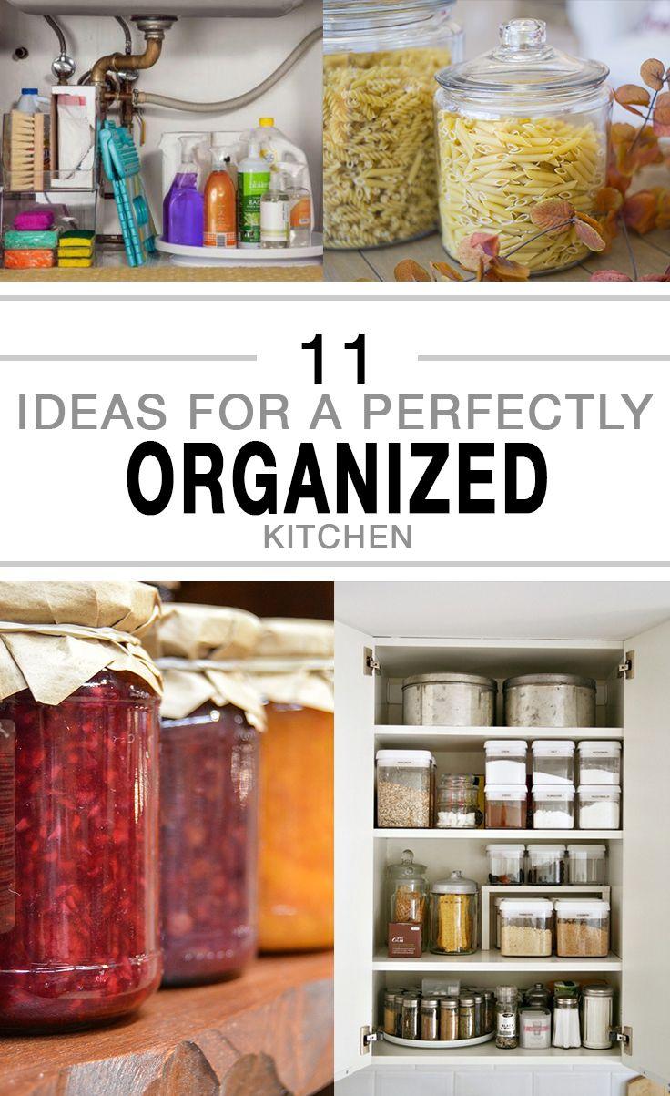 80 best Aufbewahrung Küche images on Pinterest | Küchenorganisation ...