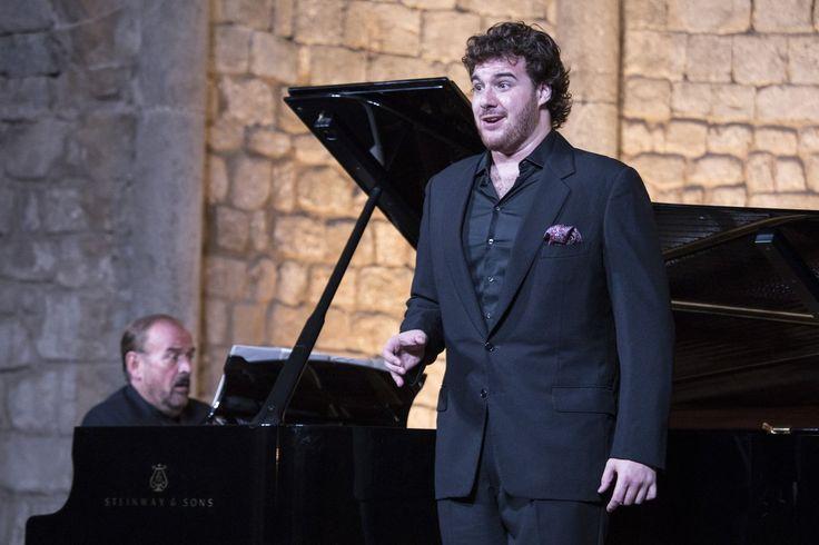 Mauro Peter, tenor & Helmut Deutsch, piano Schubertíada a Vilabertran 2016