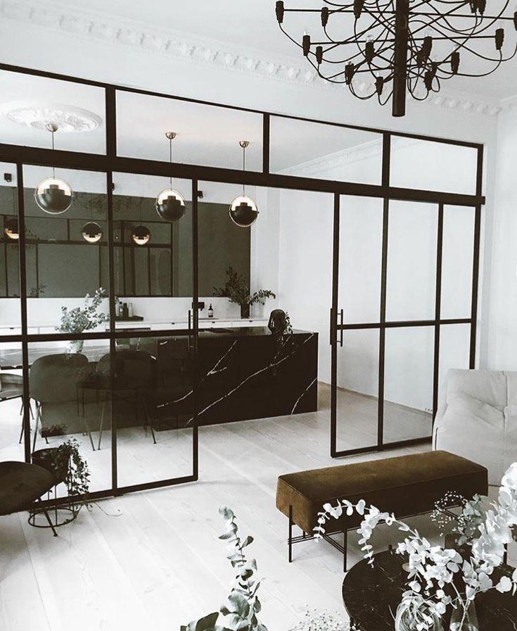 Oltre 25 fantastiche idee su porte interne nere su - Idee porte interne ...