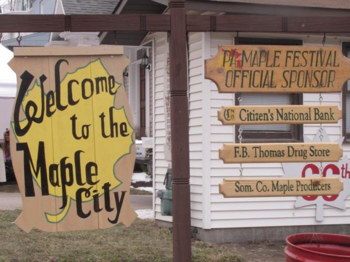 This One Of A Kind Maple Festival Is So Perfectly Pennsylvania