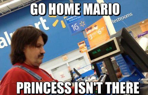walmart meme 011 go home mario