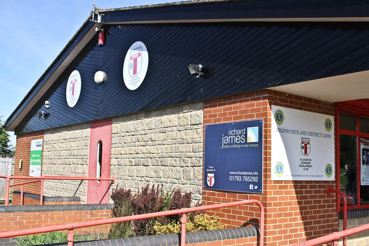 Highworth Town Juniors #sponsorship #football #communityclub richardjames.info/community