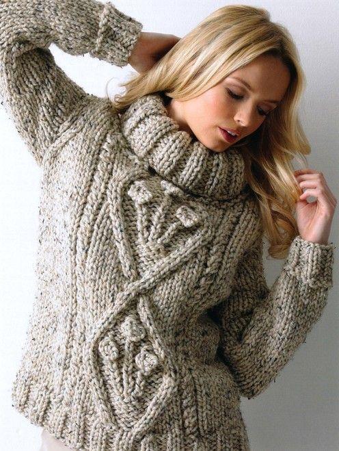 James C. Brett--Sweater
