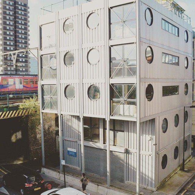 Seecontainer Haus: 1216 Besten Container Häuser Bilder Auf Pinterest