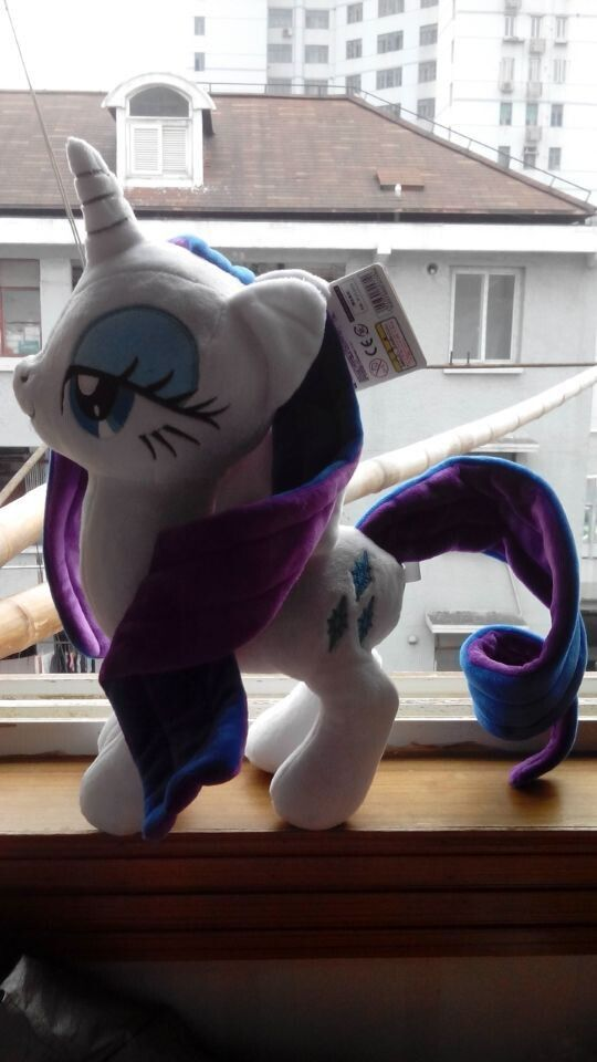 Фильмы и ТВ 32 см Редкость лошадь плюшевые игрушки около 12 дюймов игрушки подарок на день рождения w869