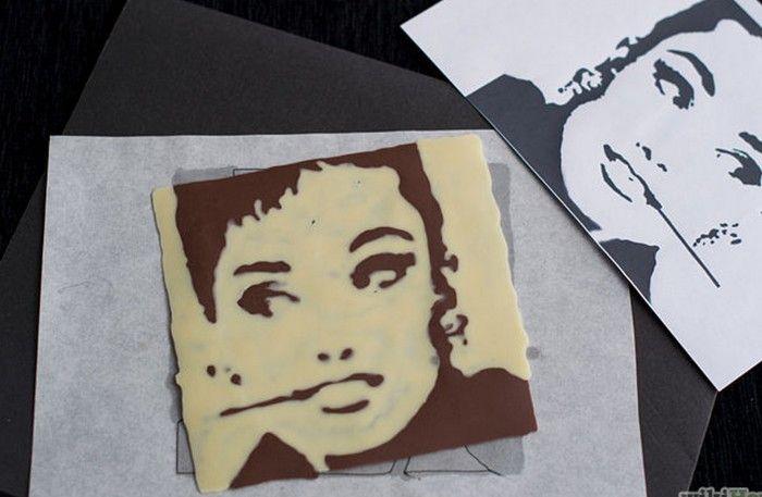 chokladkonst