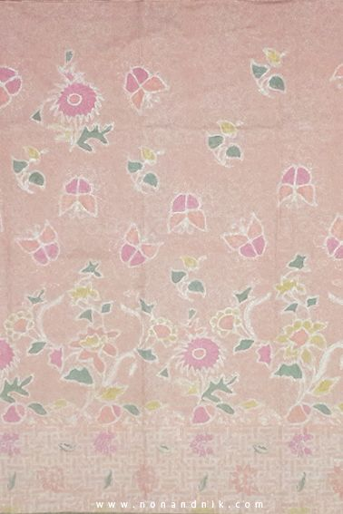 Batik Tulis - BLU 005 IDR 350.000
