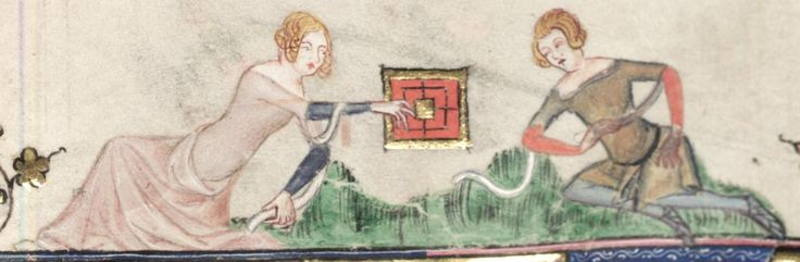 Bodleian Library MS. Bodl. 264, The Romance of Alexander in French verse, 1338-44; 60r