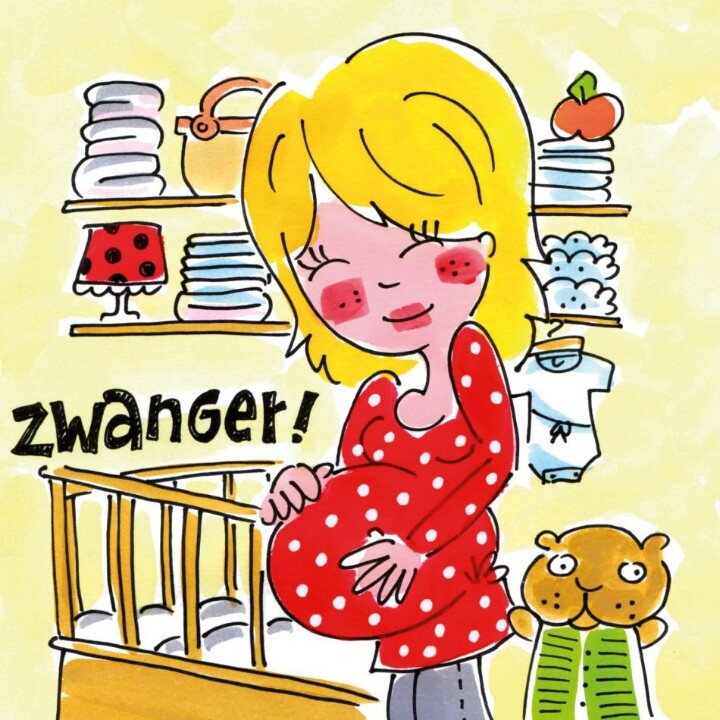Zwanger! - Blond Amsterdam