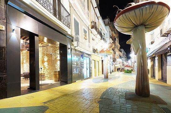 Rehabilitación Sweet San Francisco . Alicante . Alacant . España