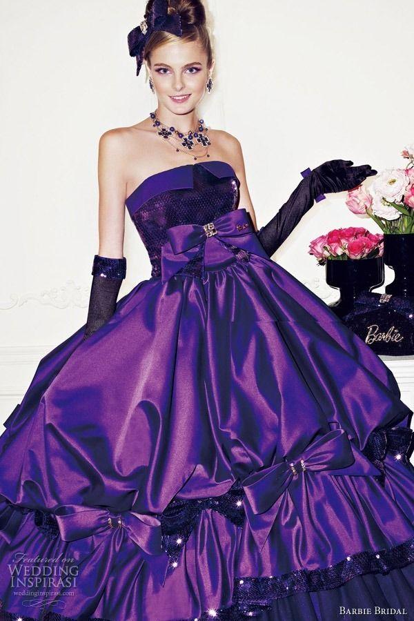 Barbie Bridal: os vestidos de noiva da Barbie
